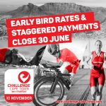 Early Bird Entries Close 30 June