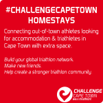Introducing #CHALLENGECAPETOWN Homestays