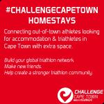Introducing #CHALLENGECAPETOWN Homestays